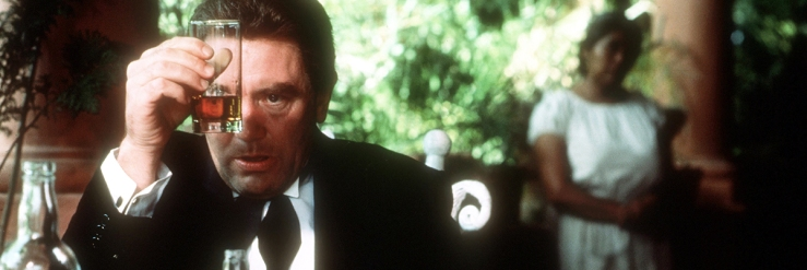 Under The Volcano Year 1984 Director John Huston Albert Finney Based upon Malcolm Lowry s book